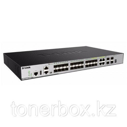 D-Link DGS-3630-28SC/A1AMI