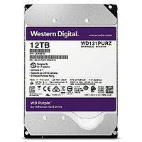 Western Digital Purple 12TB, (WD121PURZ)