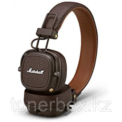 Marshall Major III Wireless, Brown