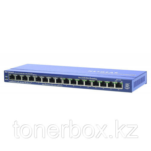 Netgear ProSafe Fast Ethernet FS116PEU