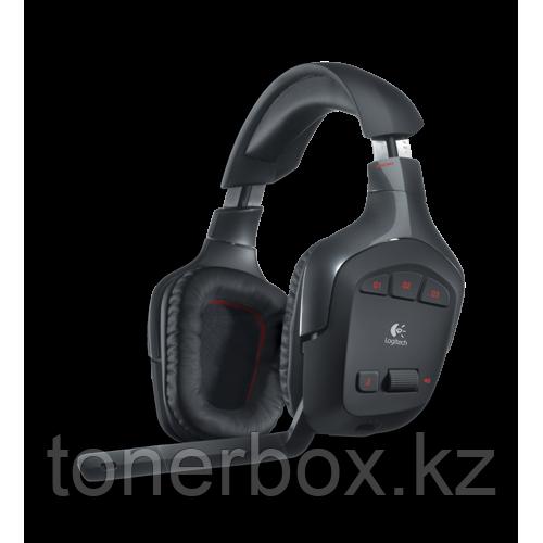 Logitech G930, Black