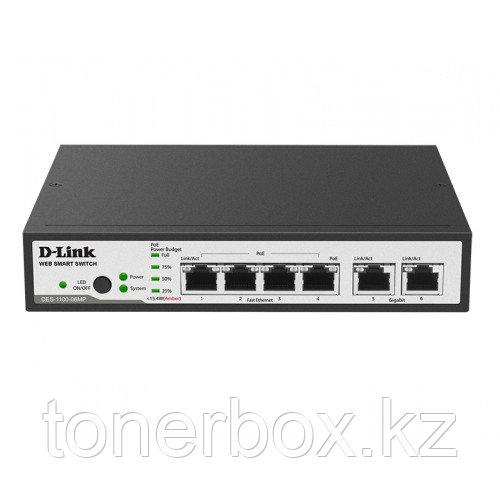 D-Link DES-1100-06MP/A1A