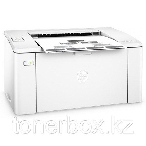 HP LaserJet Pro M102a, (G3Q34A)
