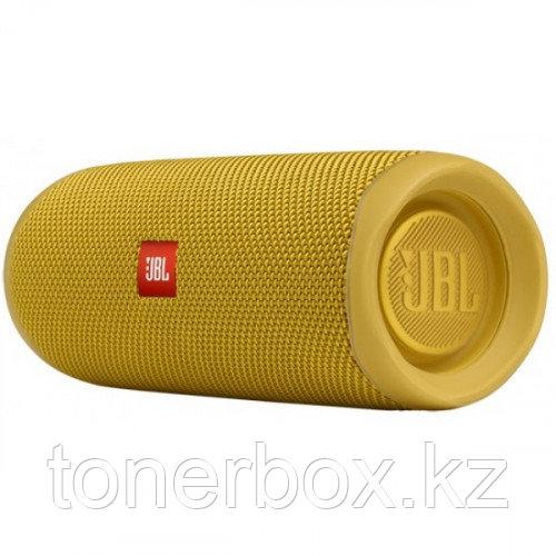 JBL Flip 5 (1.0) - Yellow, 20Вт