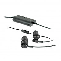 Audio-Technica ATH-ANC33iS, Black