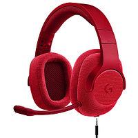 Logitech G433, Red
