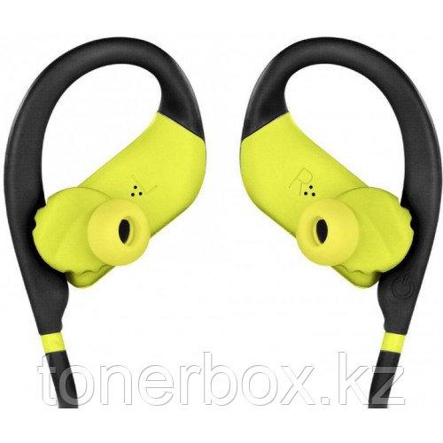 JBL Endurance Dive, Black-Yellow