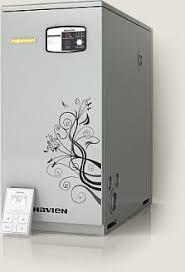 Газовый котел NAVIEN GST-60K (600кв) напольный