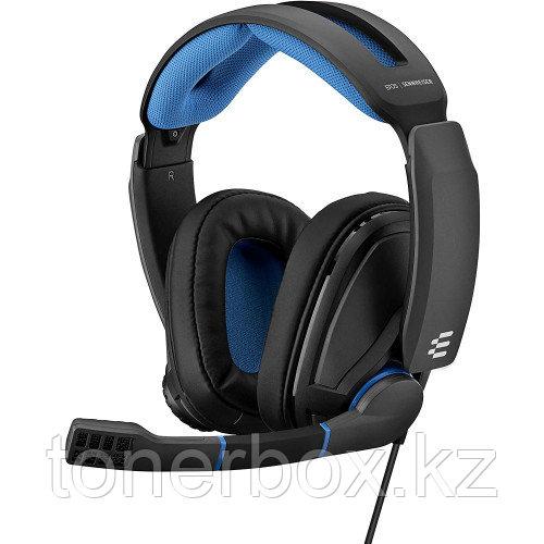 Sennheiser GSP 300, Black-Grey-Blue