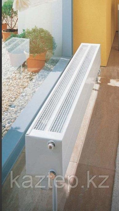 Вентильный конвектор KSV с экраном теплового излучения