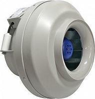 Круглый канальный вентилятор ВК 160 Grey