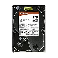 Жесткий диск HDD TOSHIBA P300 High-Performance 2ТБ HDWD120UZSVA/HDKPC09AKA01