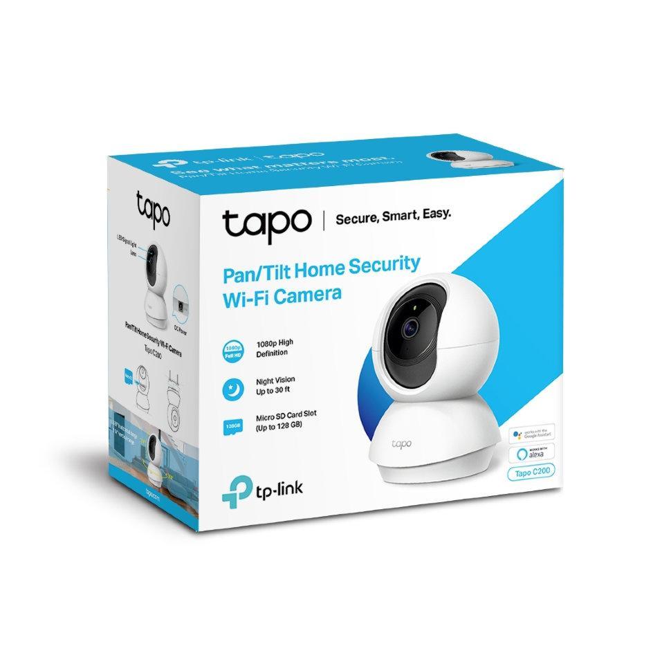 IP-камера TP-Link Tapo C200 - фото 3