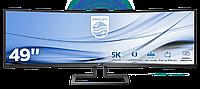 """Монитор 48.8"""" Philips Brilliance 499P9H/00 VA"""
