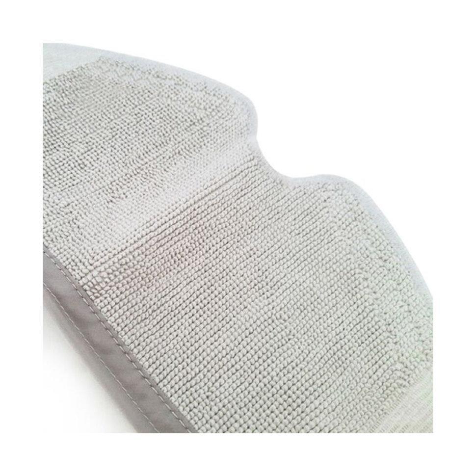 Насадка для влажной уборки для робота-пылесоса Xiaomi Mi Robot Vacuum Mop из микрофибры (2 шт) - фото 2