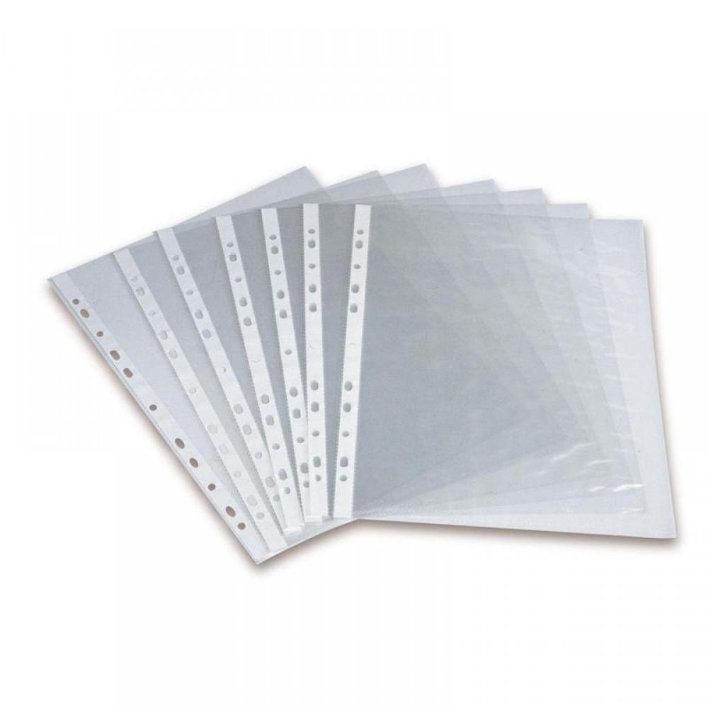 Файл-вкладыш Office А4, 80 мкм 100 штук в упаковке