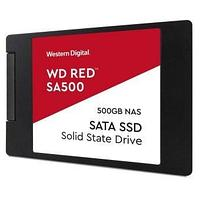 SSD Накопитель WD Red SA500 WDS500G1R0A