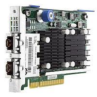 Плата коммуникационная HPE HPE Ethernet 10_25Gb 2-port 640FLR-SFP28 Adapter 817749-B21