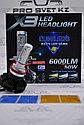 Led X3 Headlight, фото 8