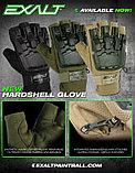 Перчатки Exalt черные, фото 2