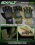 Перчатки Exalt оливковые, фото 2