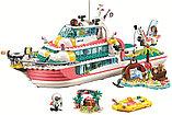 Конструктор  Аналог лего LEGO Friends 41381 LARI 11373 Friends Катер для спасательных операций 945 дет, фото 2