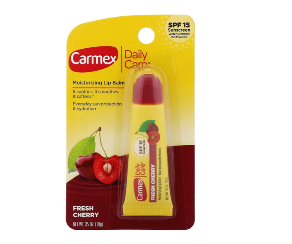 Бальзам для губ Carmex Fresh Cherry