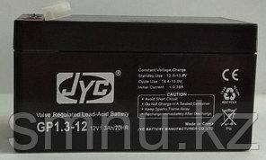 Аккумулятор  GP 12В  1,3Ah  JYC