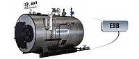 Трёхходовой паровой котел на жидком и газообразном топливе ESB ERENSAN