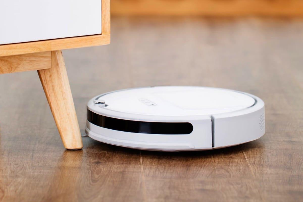 Робот-пылесос Xiaomi Mijia G1 Sweeping Vacuum Cleaner +набор боковых щеток (2 шт) + набор hepa фильтров (2 шт) - фото 2