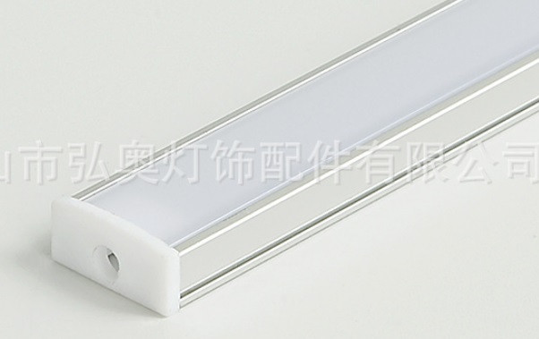 Профиль для светодиодной ленты MX 17x7B