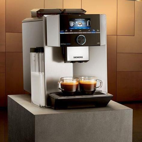 Ремонт и чистка кофемашин (кофеварок) Siemens, фото 2