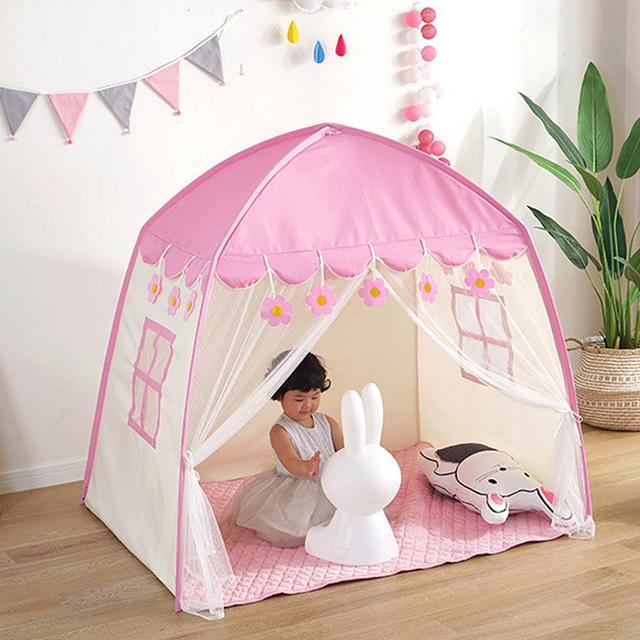 Детские палатки домики