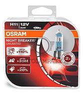 "64211NBU-HCB Лампа ""+110%"" света H11 12V"