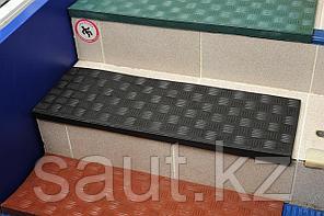 Накладка на ступень (Проступь) Удлиненная Елочная 1200x300x30 Цветная, фото 3