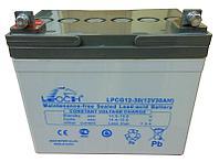Аккумуляторная батарея Leoch LPCG 12-30