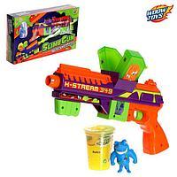 Пистолет, стреляющий слаймами SlimeGun, цвета МИКС