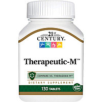 БАД Мультивитамины для мужчин от 21 century США (130 таблеток)