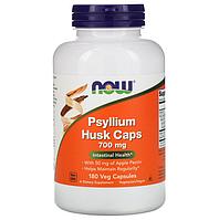 Шелуха семян подорожника в капсулах, 700 мг (180 капсул) Psyllium husk