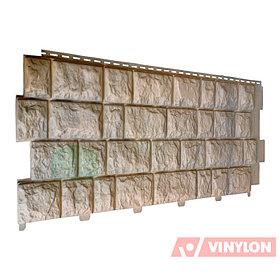 Фасадная панель Vinylon Pietra Castello Grigio Chiaro (светло-серый)