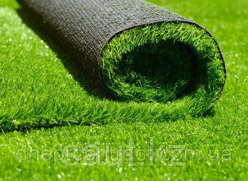 искусственный газон на землю цена