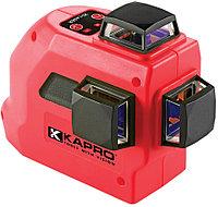 883 Капро уровень лазерный 3D в Кейсе 883