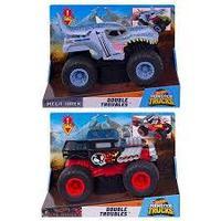 Mattel Hot Wheels Хот Вилс Монстр трак трансформеры (в ассортименте)