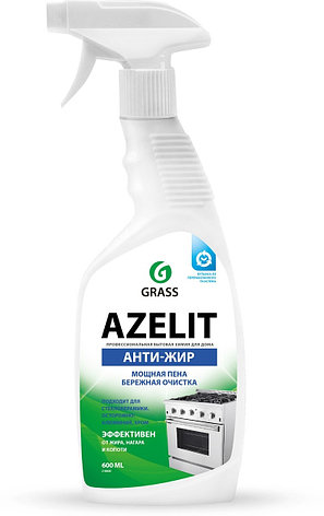 """Чистящее средство для кухни """"Azelit анти-жир"""" ,флакон 600 мл., фото 2"""