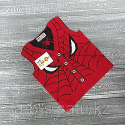 Жилетка красная человек-паук