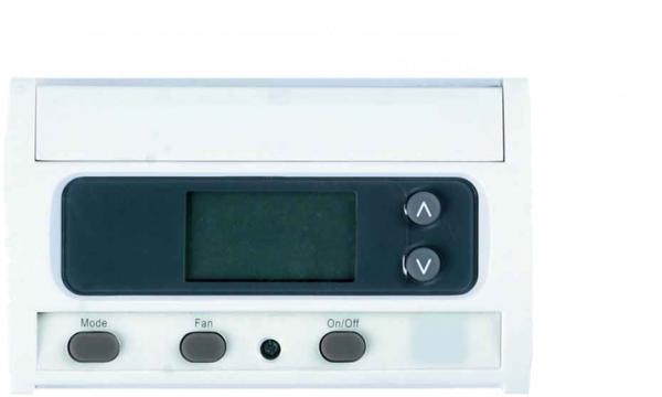 Инфракрасный пульт ДУ KJR-15B/EP для Fancoil Thermostat MDV KJR-15B/EP