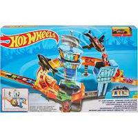 Трек Хот Вилс Сити Аэропорт Hot Wheels GFH90