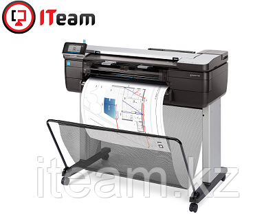 Плоттер (МФУ) HP DesignJet T830 (A0) 36-in 4 ink color