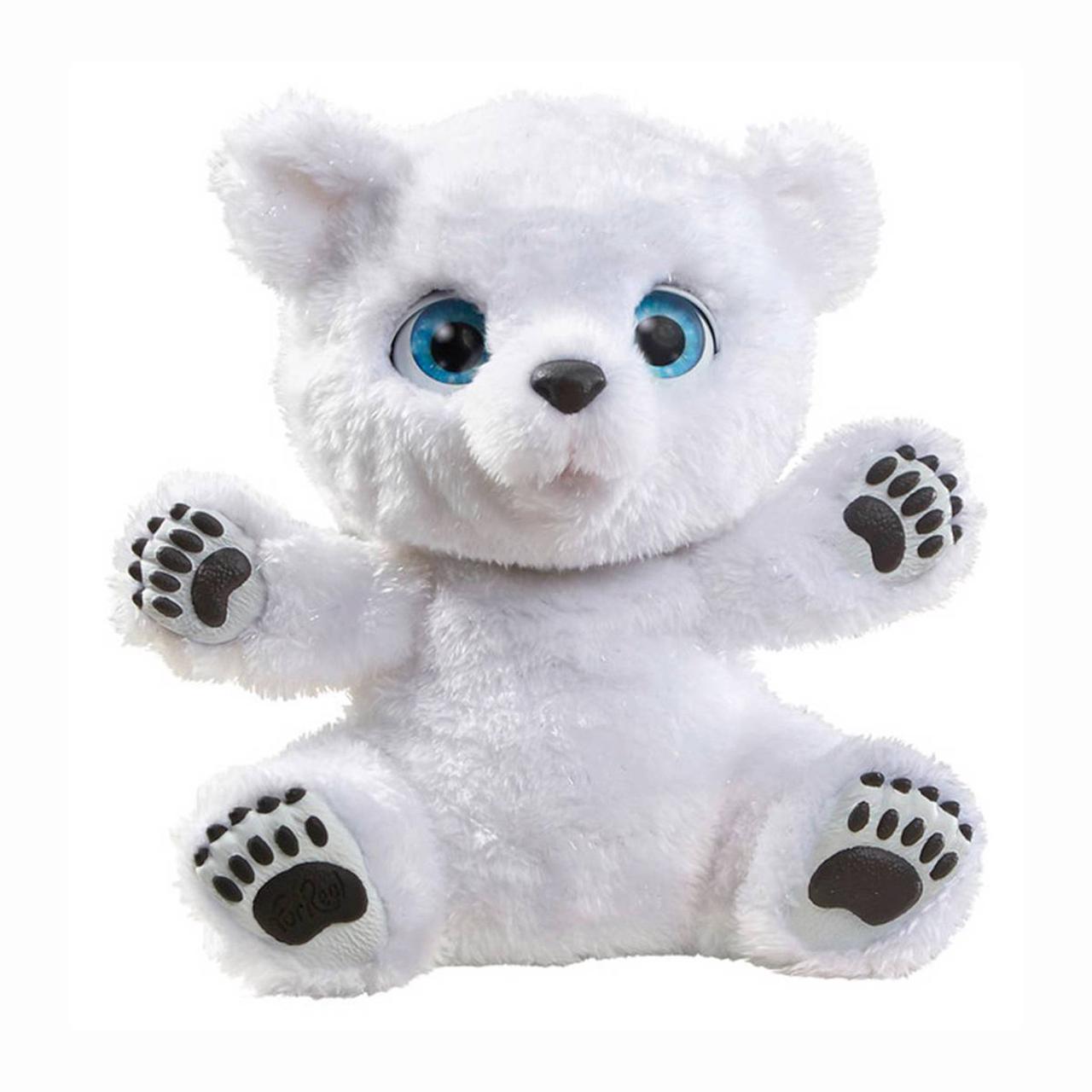 """Hasbro FurReal Friends Интерактивная игрушка """"Полярный Медвежонок"""" - фото 2"""