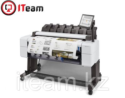 Плоттер (МФУ) HP DesignJet T2600 (A0) 36-in 6 ink color
